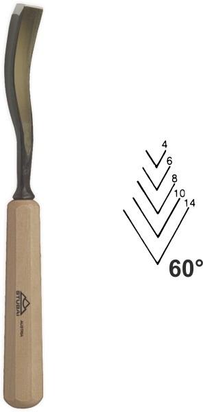Stubai Standard Stich 42 Schnitzwerkzeug