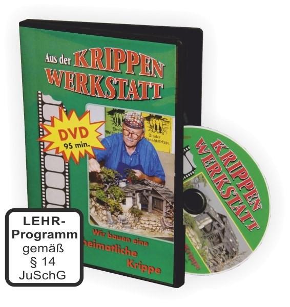 DVD: wie bauen eine heimatliche Krippe