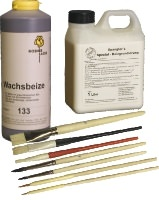 Beize & Wachsbeize für Schnitzholz | Hobby-Versand-Spangler