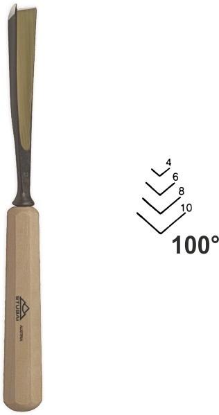 Stubai Standard Stich 45 Schnitzwerkzeug