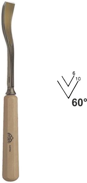 Stubai Standard Stich 44 Schnitzwerkzeug