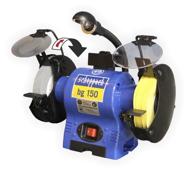 Schleifmaschine speziell für Schnitzwerkzeug