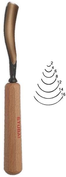 Stubai Standard Stich 18 Schnitzwerkzeug