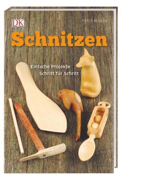 Buch: Schnitzen Einfache Projekte
