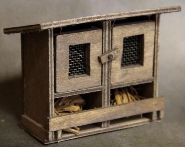 Hasenstall / Kaninchenstall