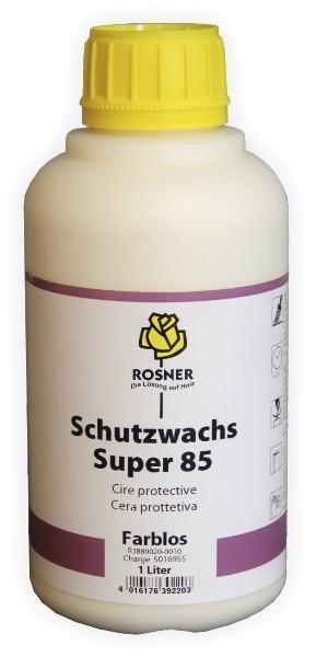 flüssiges Schutzwachs Rosner Super 85