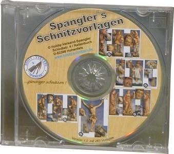 Schnitzvorlage CD-Rom