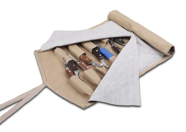 Tasche für Hufmesser und Hufraspeln