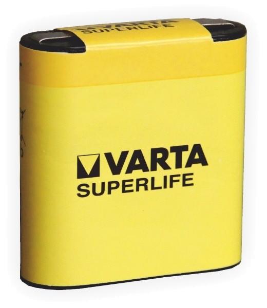 Flachbatterie 4,5V Typ 3R12