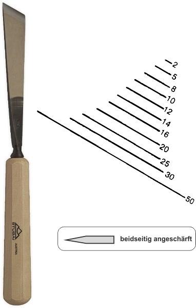 Stubai Standard Stich2 Schnitzwerkzeug