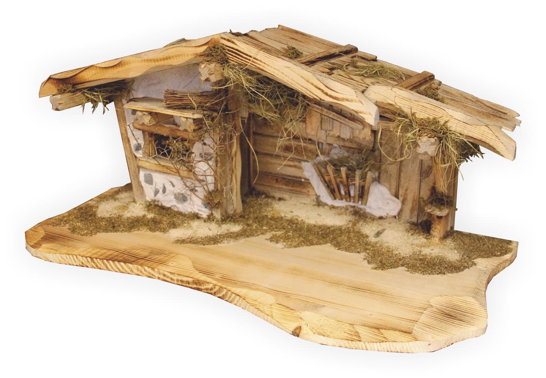 krippenstall bausatz rottal alpenland krippenstall hobby versand spangler. Black Bedroom Furniture Sets. Home Design Ideas