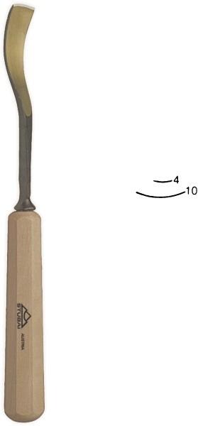 Stubai Standard Stich25 Schnitzwerkzeug